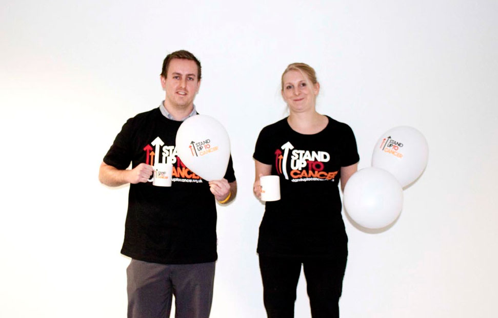 Charity Christmas Cards support SU2C 2014