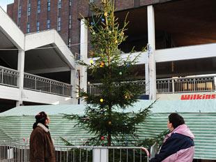 Peterlee Christmas Tree