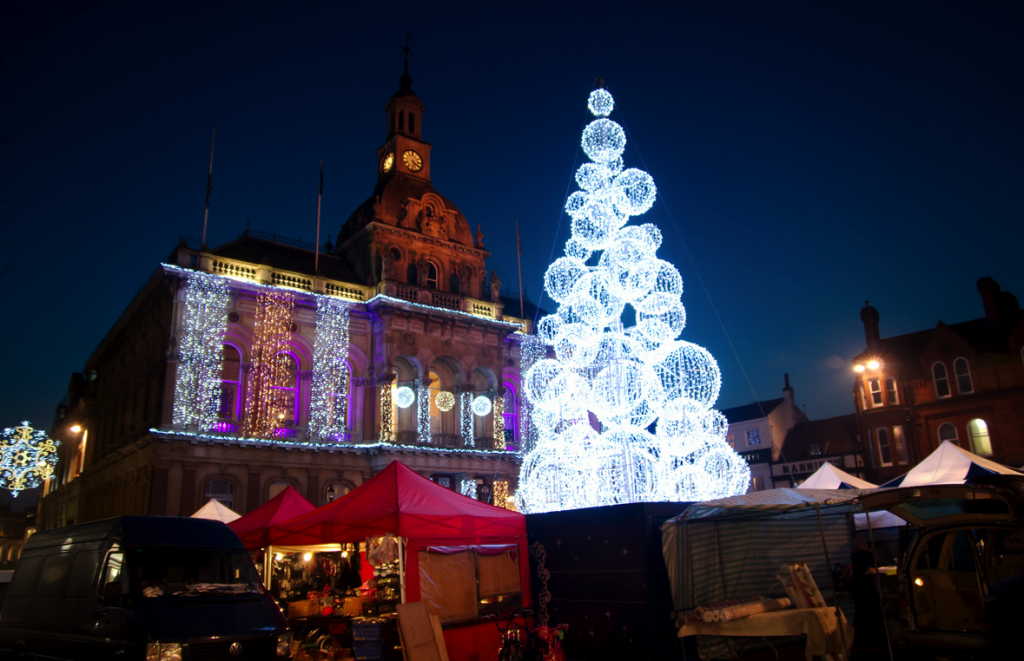 Ipswich Christmas Tree