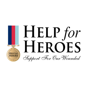 Help For Heroes Charity Christmas Cards