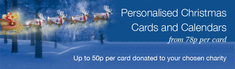 Children with Cancer UK Charity Christmas Cards 2014