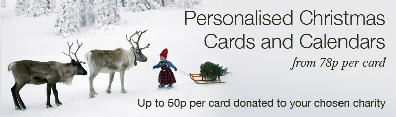 Willow Foundation Charity Christmas Cards 2014 Banner