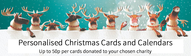Bloodwise Charity Christmas Cards 2015 Banner