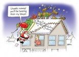 Christmas Landing