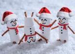 Dancing Snowmen