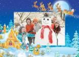 Christmas Frame <br>Photo Upload