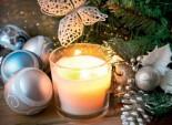 Festive Candle Light