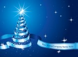 Blue Ribbon Tree