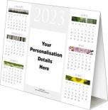 Seasons<br>Folding Desk Calendar
