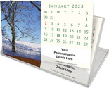 Seasonal Landscapes<br>Long CD Calendar